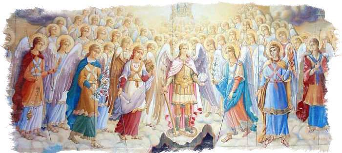 Ангелы и архангелы чем похожи и чем отличаются между собой